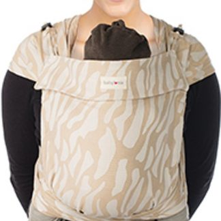 Babylonia baby carriers - BB-tai - Soft jungle - sizer