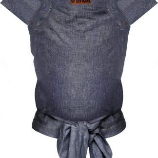 ByKay - Babydrager - Mei Tai Classic - Dark jeans -size baby
