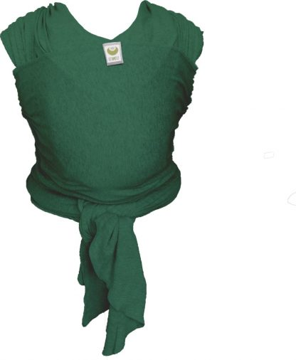Bykay - Draagdoek - Stretchy Wrap Classic - Forest green - one size