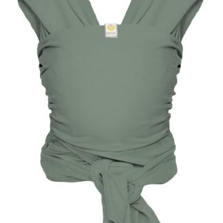 Stretchy Wrap de Luxe Minty grey - Medium