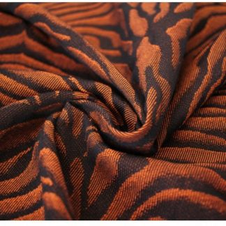 Yaro Tiger Black Orange -- 4.2m Maat 5
