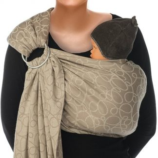 Babylonia BB-SLING - Draagdoek - Champagne - PAD