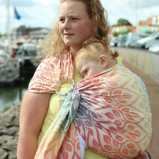 Yaro La Vita Autumn Rainbow Ring Sling