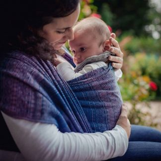 Didymos Prima sole occidente Maat 7 +- 5.2 m Draagdoek