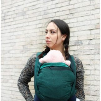 Yaro Newborn Emerald Black -- 4.6m Maat 6